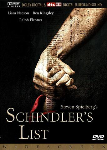 Schindlers List [Bonus Material]