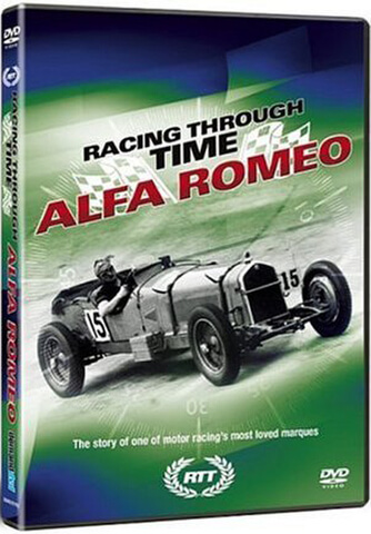 Racing Through Time - Alpha Romeo
