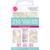 Elegant Touch Total Bare Nails Bumper Kit- normales gemischtesSet (Stiletto / Oval / Quadrat)