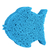 Spongellé Body Wash Infused Sponge Animals - Fish