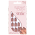 Elegant Touch Nude Collection Nails - Mink