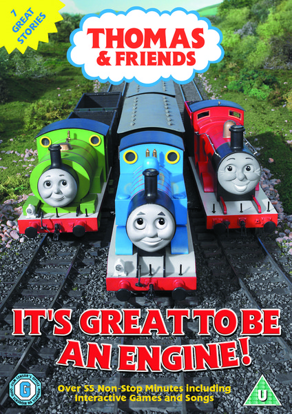 Thomas & Friends Its Great To Be An Engine