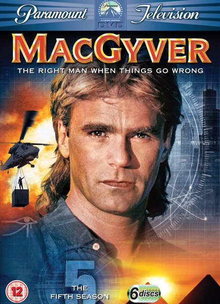MacGyver - Series 5 - Complete