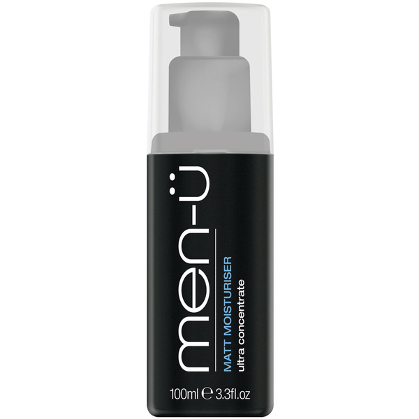 men-u Matte Moisturizer with Sebum Absorbers 3.4oz