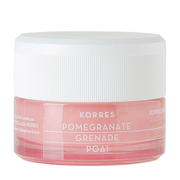 KORRES Pomegranate Balancing Moisturizing Cream Gel For Oily & Combination Skin (40ml)