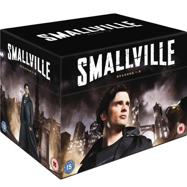 Smallville The Complete Seasons 1 8 Movie HD free download 720p