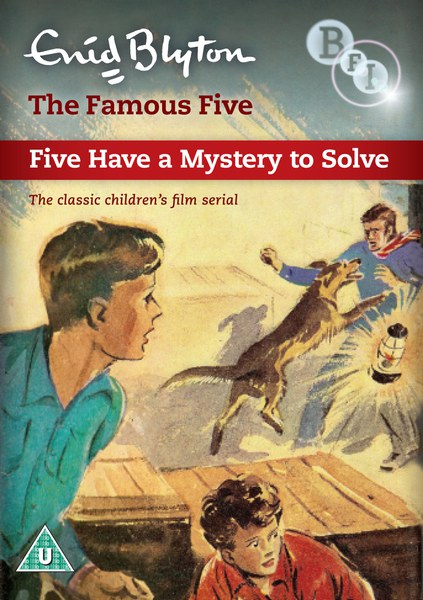 Enid Blyton's The Famous Five: Five Have A Mystery To Solve