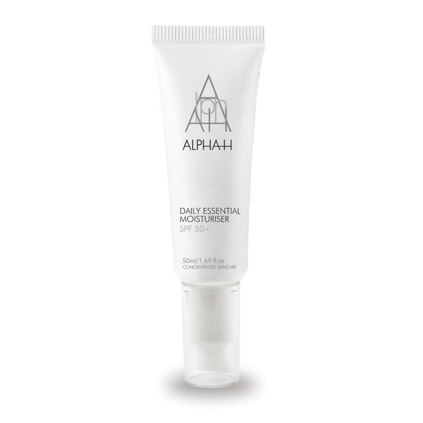 Alpha-H Daily Essential Moisturiser Spf50+ (50 ml)