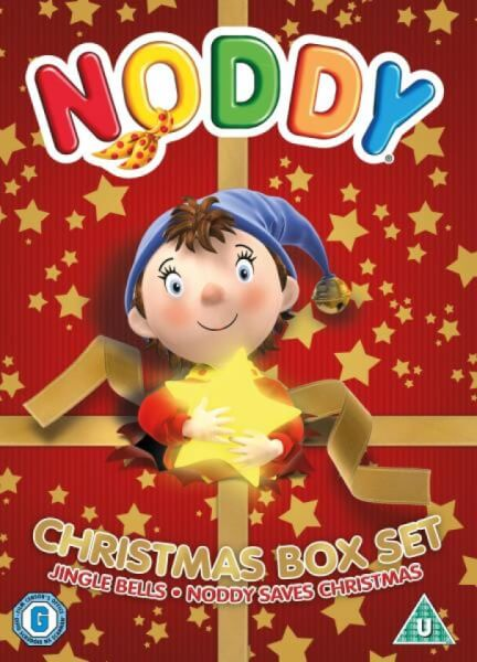 Noddy: Christmas Box Set (Jingle Bells / Noddy Saves Christmas)