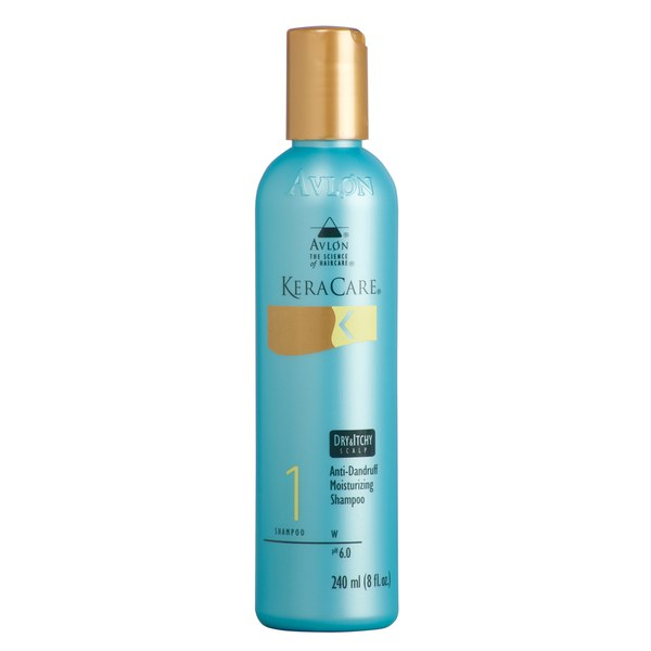 Keracare Dry & Itchy Scalp Shampoo (240 ml)