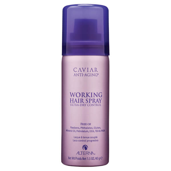 Alterna Caviar Working Hairspray 1.5 oz