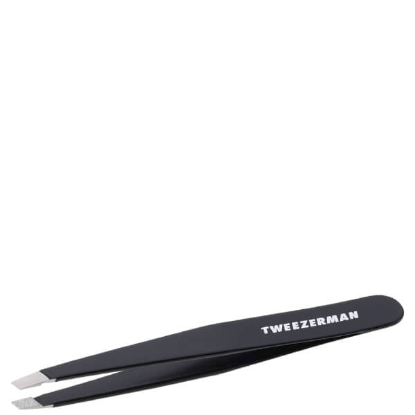 Tweezerman Slant Tweezer - Sort