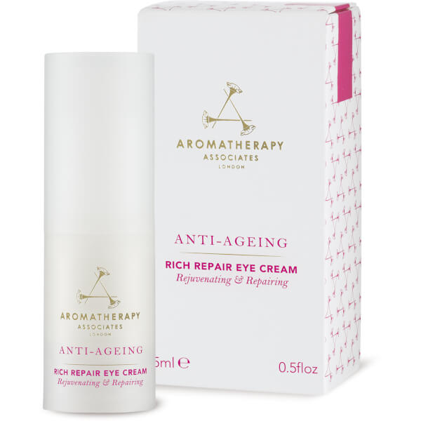 Crema de Ojos Rich Repair de Aromatherapy Associates 15 ml