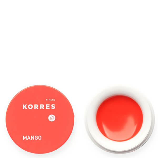 KORRES Natural Mango Lip Butter 6g