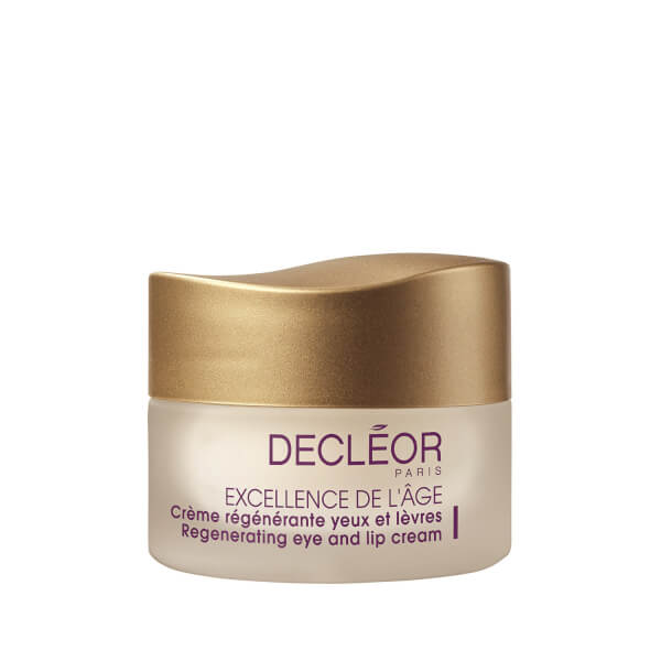Decléor Excellence De L'Age Regenerating Eye & Lip Cream (15 ml)