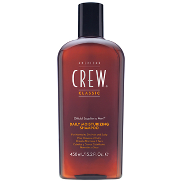 Shampoing hydratant journalier American Crew 450ml