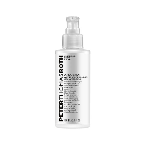 Gel anti-acné Peter Thomas Roth AHA/BHA 57ml
