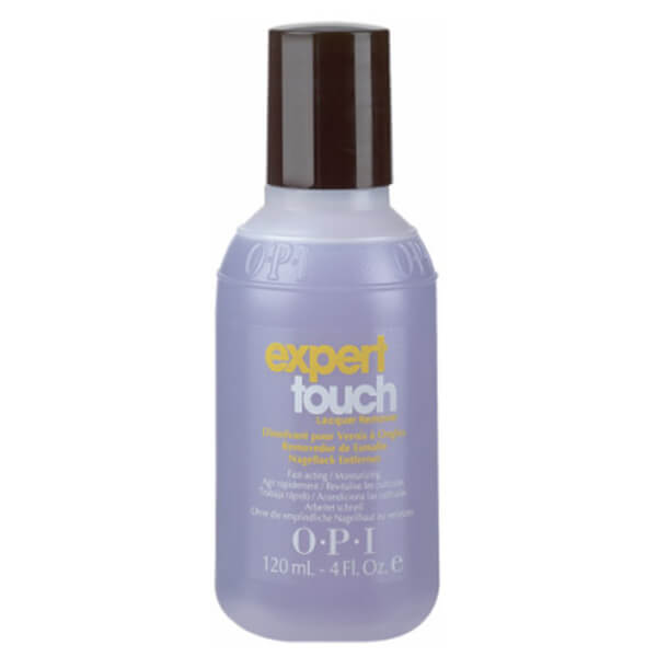 OPI Expert Touch Lacquer Remover 120ml- Discontinued