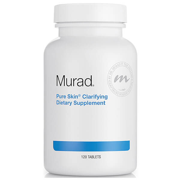 Murad Pure Skin Clarifying Dietary Supplement (120 Tablets)