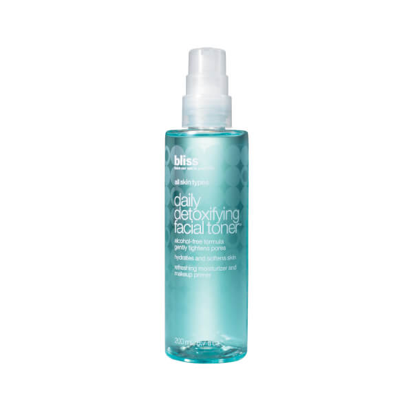 Daily Detoxifying Facial Toner de bliss (200ml)