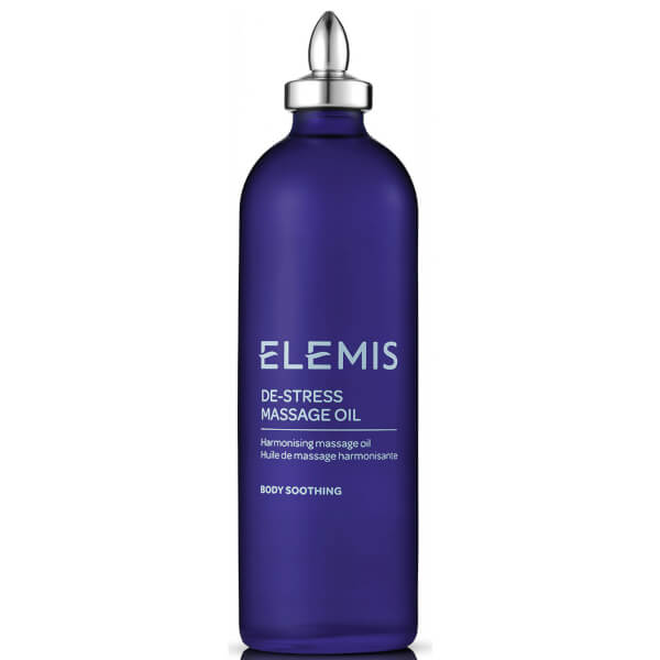 Elemis De-Stress Massage Oil (100ml)