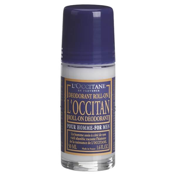 L'Occitane Roll On Deodorant For Men 50ml