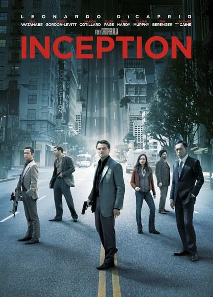 Inception (Single Disc)