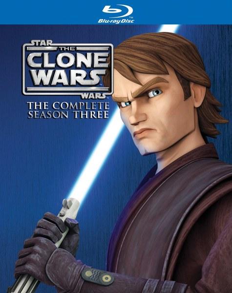 Star Wars Clone Wars - Season 3