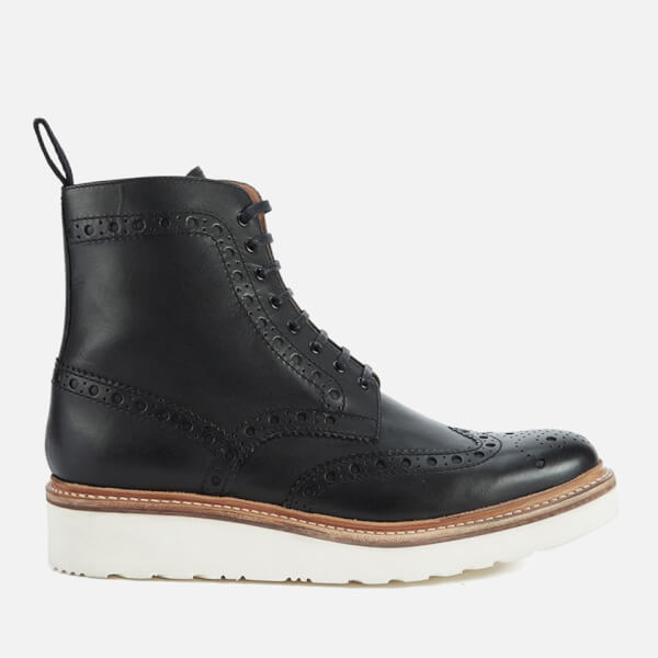 Grenson FRED - Lace-up boots - black