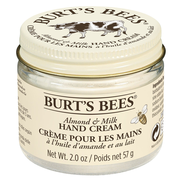Burt's Bees Almond & Milk Hand Cream (2oz)