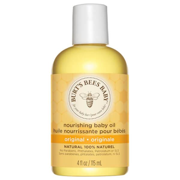 Burt\'s Bees Baby Bee Nourishing Baby Oil 115ml | Free Shipping ...