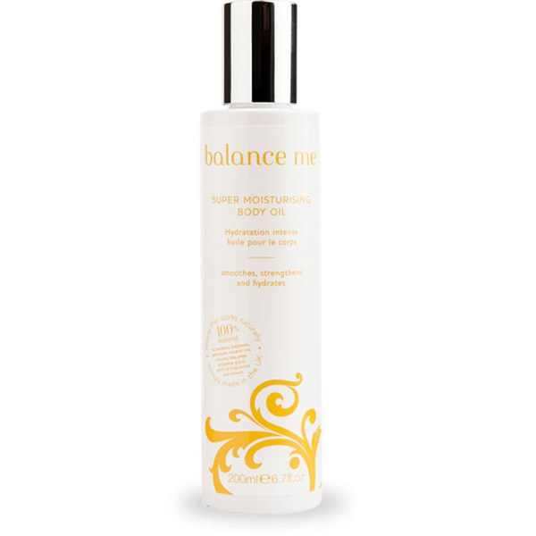 Balance Me Super Moisturising Body Oil (200ml)