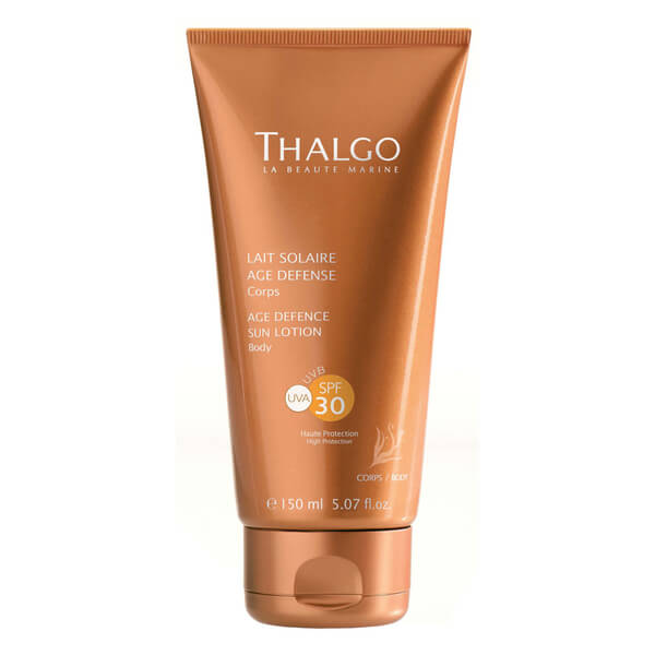 THALGO AGE DEFENCE SUN LOTION SPF30 (150ML)
