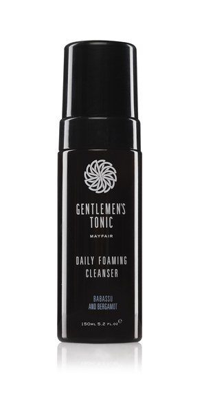 Gentlemen's Tonic Daily Foaming Cleanser (5.2oz)