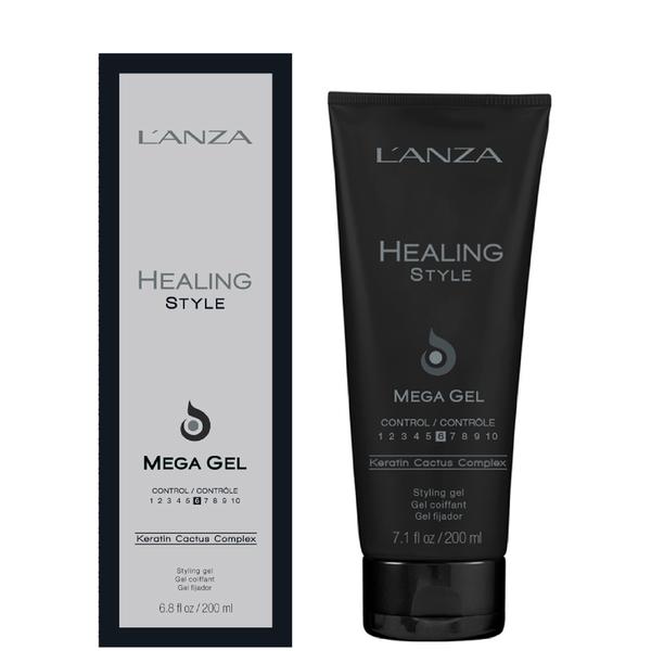 L'Anza Healing Style Mega Gel (200ml)