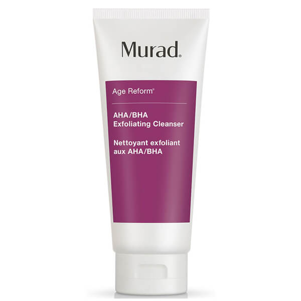 Murad Age Reform Aha/Bha Exfoliating Cleanser (200ml)