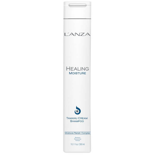 L'Anza Healing Moisture Tamanu Cream Shampoo (300ml)