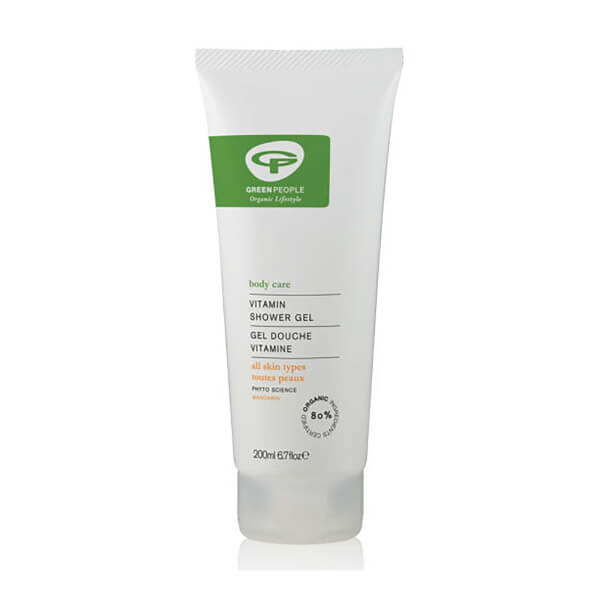 Green People Vitamin Shower Gel (200ml)