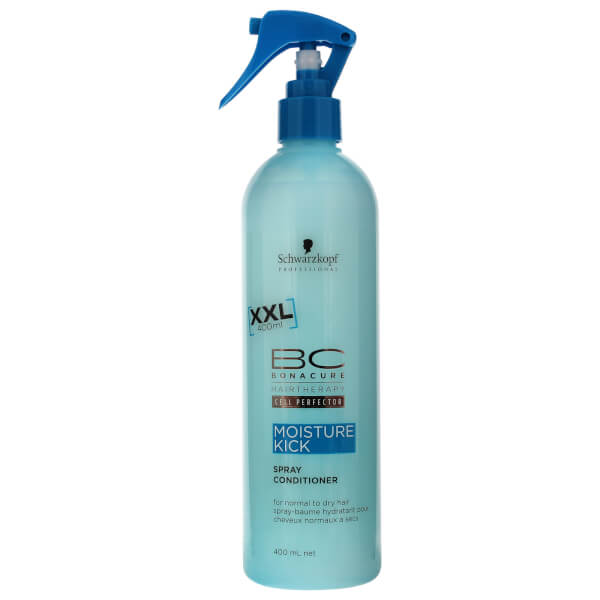 Schwarzkoph BC Hairtherapy Moisture Kick Spray Conditioner (400ml)