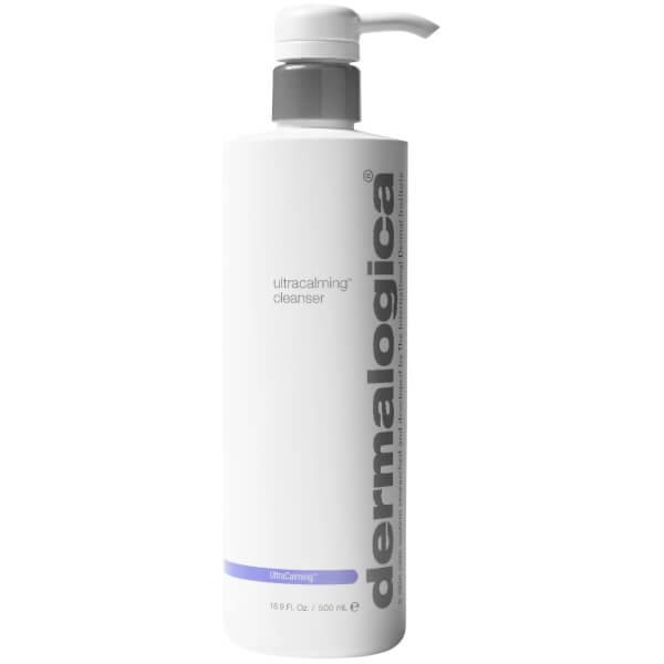 Limpiador en gel-crema muy suave DERMALOGICA ULTRACALMING (500ML)