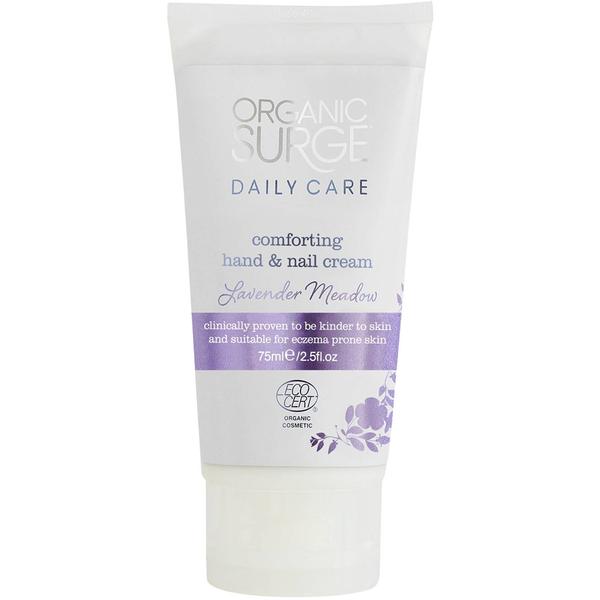 Crema de manos y uñas Meadow de Organic Surge (75 ml)