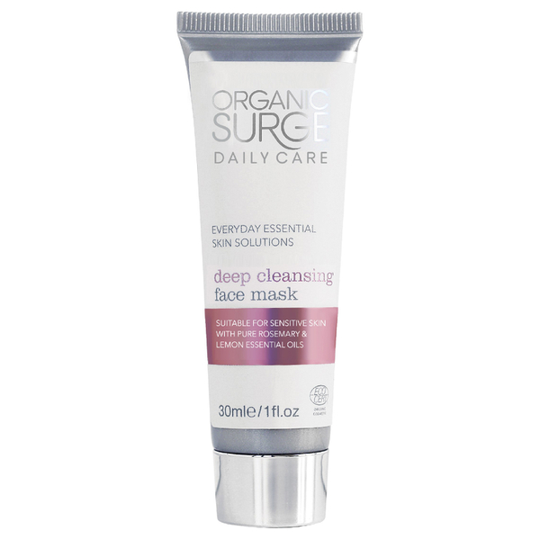 Masque nettoyant intense Daily Care d'Organic Surge (50ml)