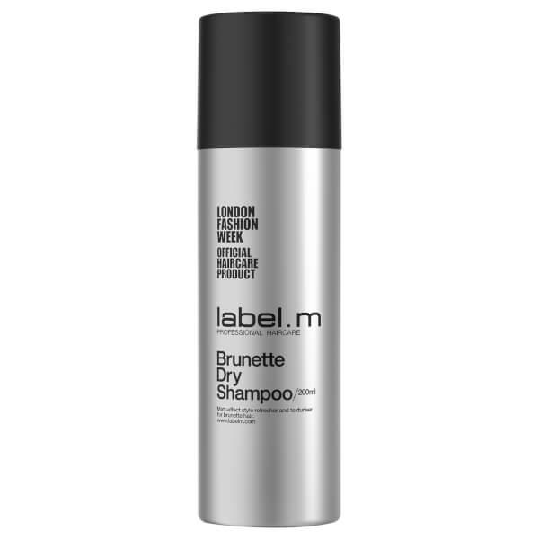 label.m Shampoing sec pour les Brunes (200ml)