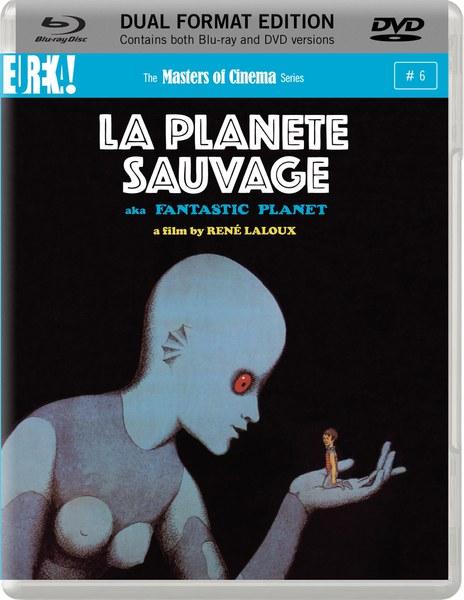 La Planète Sauvage (Masters of Cinema)