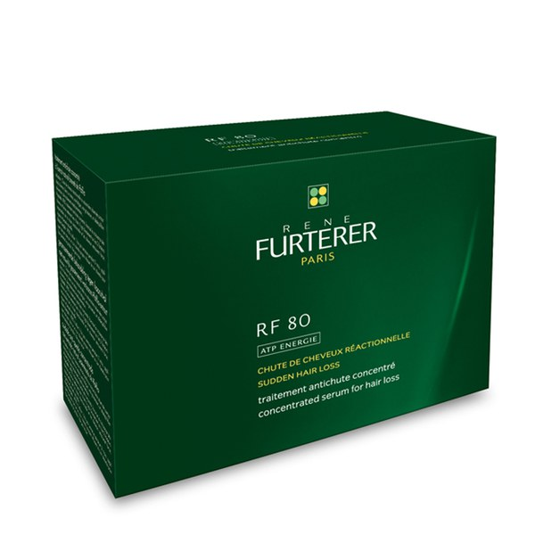 René Furterer RF 80 Concentrated Hair Loss Treatment (12 ampuller)