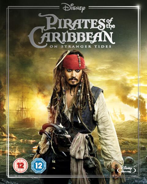 Pirates of the Caribbean: On Stranger Tides (Single Disc)