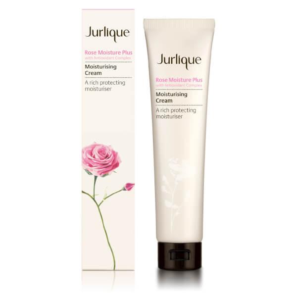 Jurlique Rose Moisture Plus with Antioxidant Complex Moisturising Cream (40ml)
