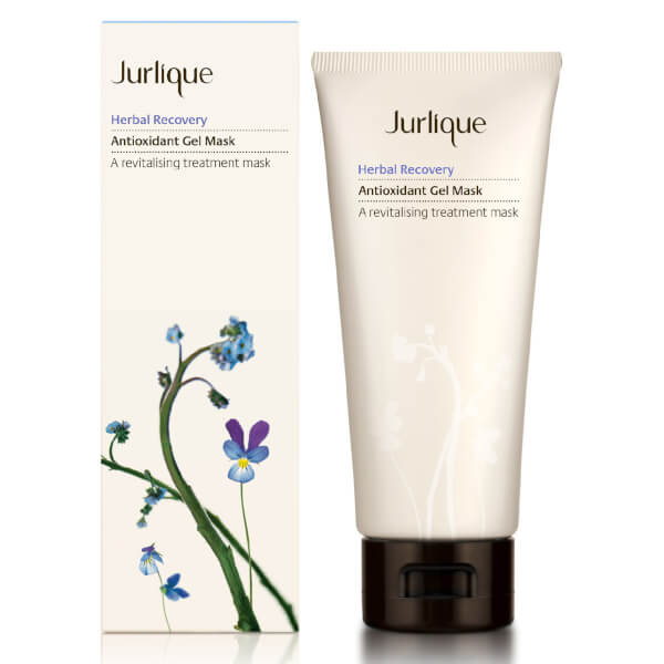 Masque gel antioxydantHerbal Recovery de Jurlique (100 ml)