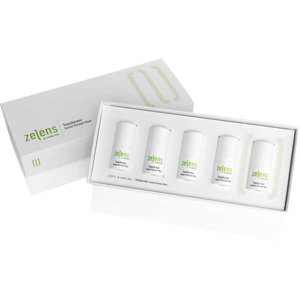 Zelens Transformer Instant Renewal Mask Set (5 x 5ml) (worth £47.50)