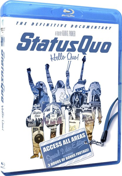 Status Quo: Hello Quo - Access All Areas Collector's Edition